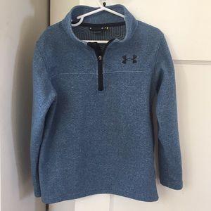 Under Armour Boys Storm Sweater Fleece